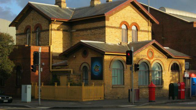 former Port Melbourne Post Office
