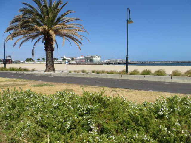 Port Melbourne foreshore, near Princes Pier