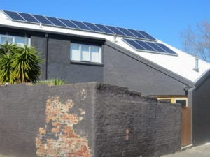 Roof top solar in Albert Park