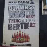 Matilda Bay on the move to Tasmania