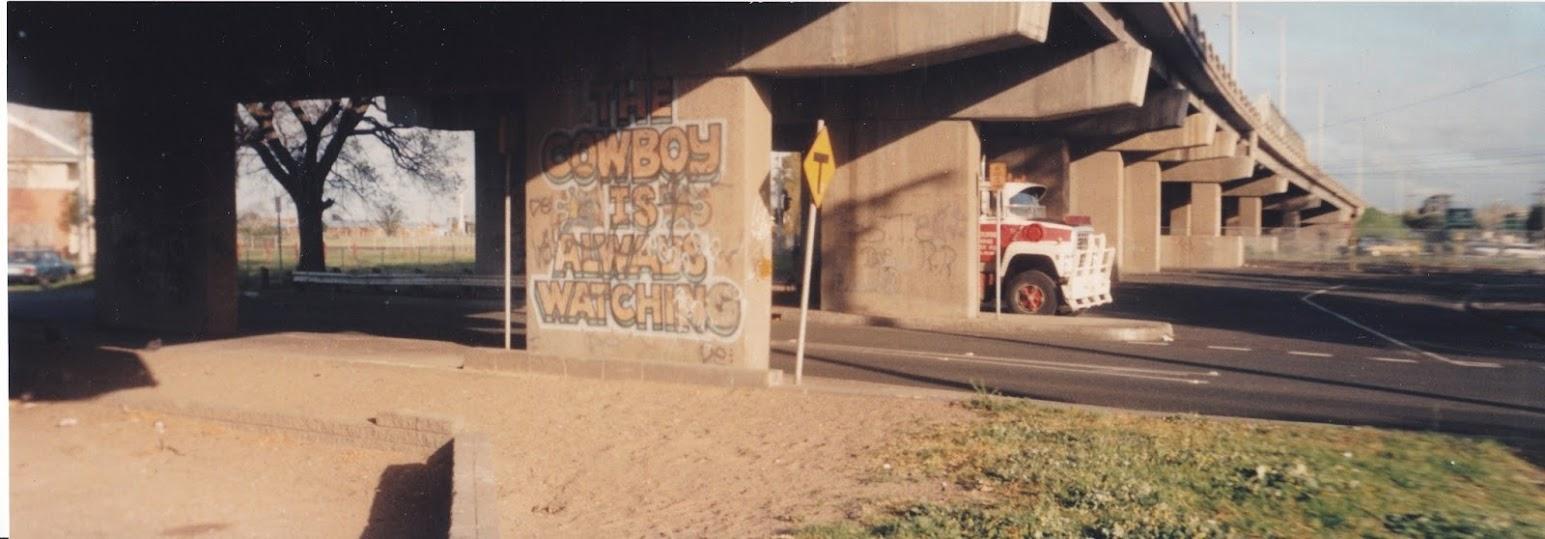 Graham St underpass