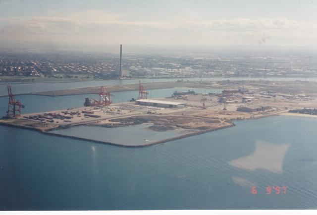 Creating Webb Dock 1991
