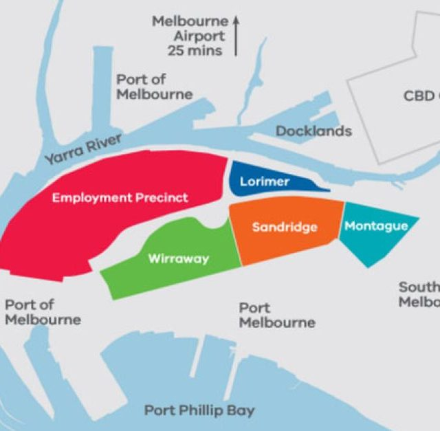 Fishermans Bend planning update