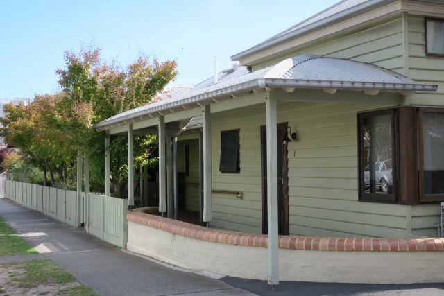 Wintringham Hostel, Swallow St, Port Melbourne